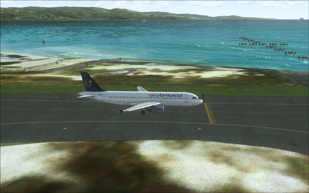 (FSX)Um voo com tweaks MKJP-MKJS2