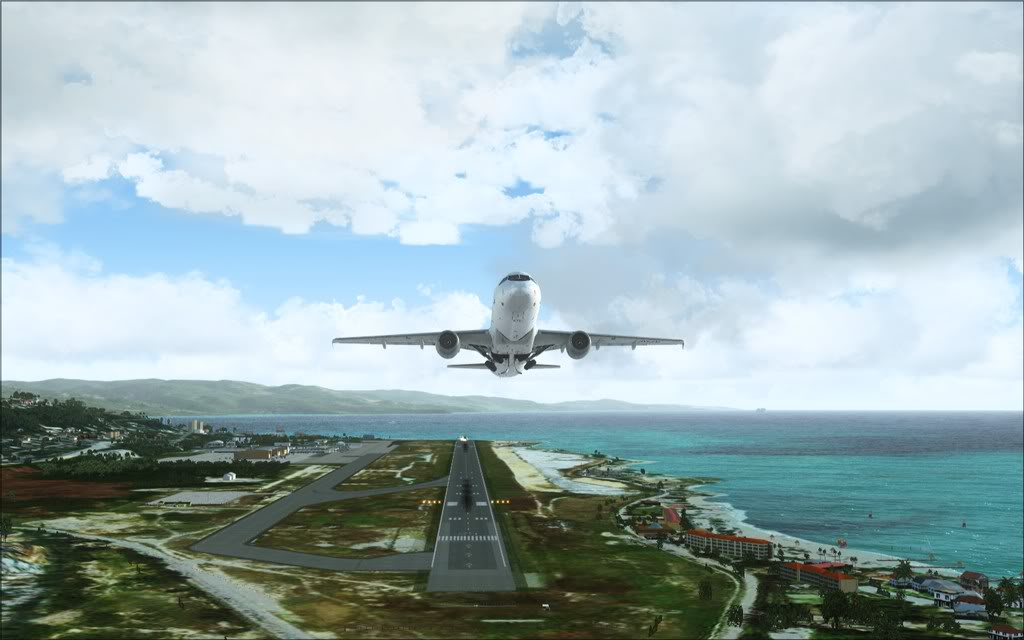 (FSX)Um voo com tweaks MKJP-MKJS3
