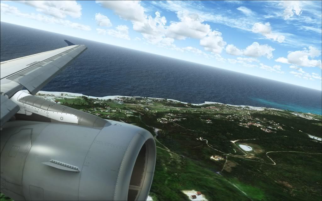 (FSX)Um voo com tweaks MKJP-MKJS5