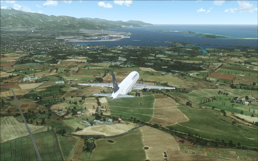 (FSX)Um voo com tweaks MKJP-MKJS6