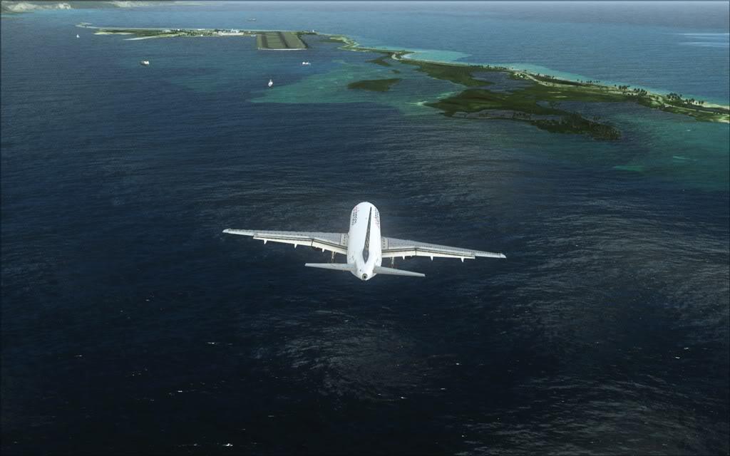 (FSX)Um voo com tweaks MKJP-MKJS8