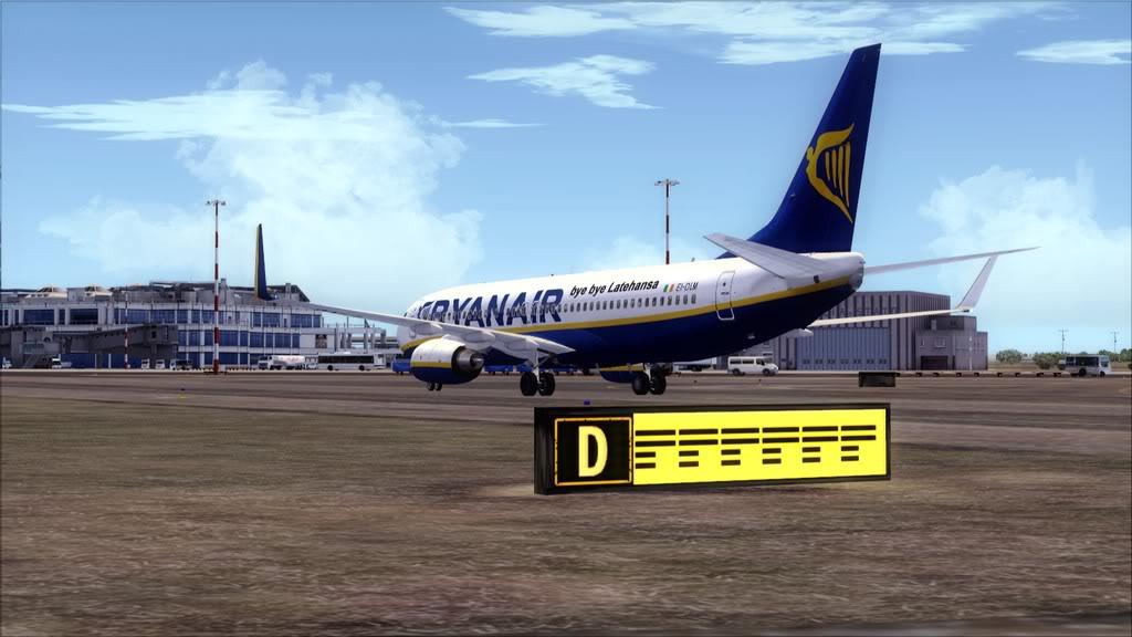 Ryanair-> Maastricht/EHBK - Bari/LIBD EHBK-LIBD19