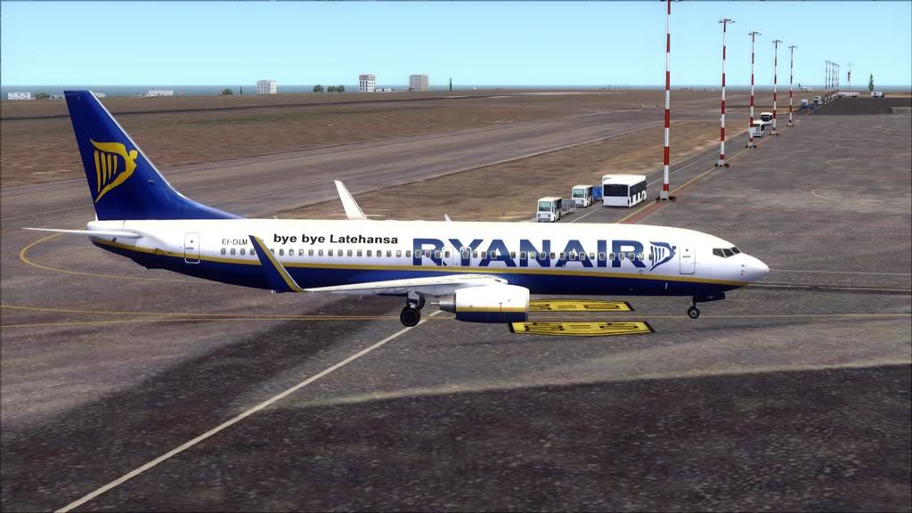 Ryanair-> Maastricht/EHBK - Bari/LIBD EHBK-LIBD20