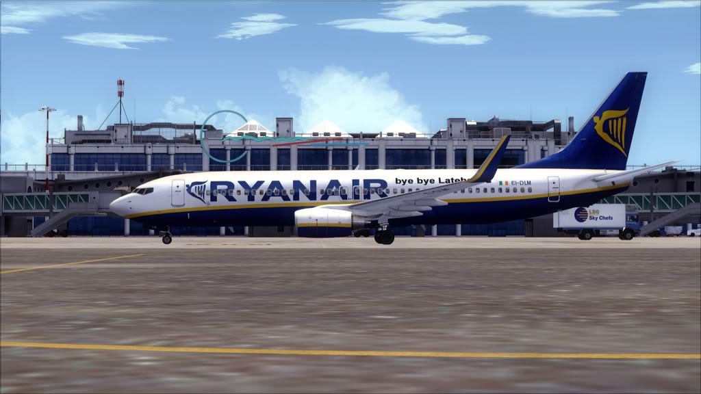 Ryanair-> Maastricht/EHBK - Bari/LIBD EHBK-LIBD21