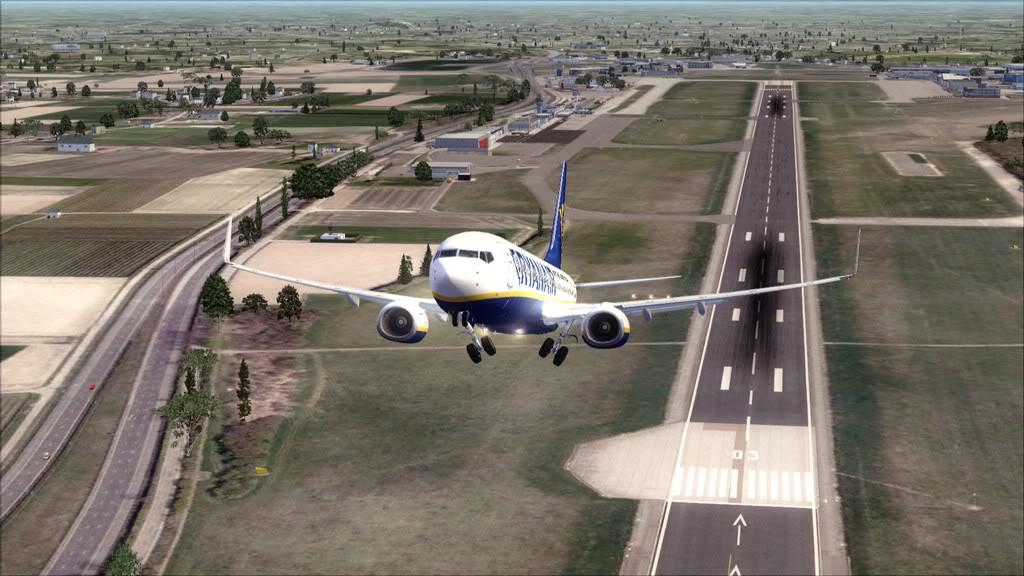 Ryanair-> Maastricht/EHBK - Bari/LIBD EHBK-LIBD9