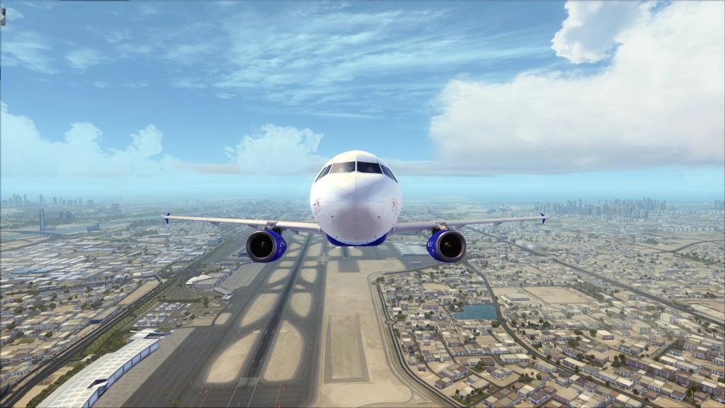 IndiGo A320 -> Dubai/OMDB - Mumbai/VABB OMDB-VABB10