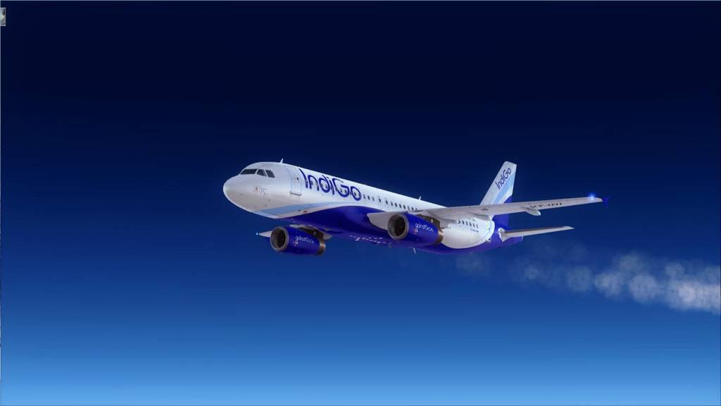 IndiGo A320 -> Dubai/OMDB - Mumbai/VABB OMDB-VABB15