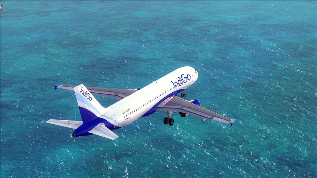 IndiGo A320 -> Dubai/OMDB - Mumbai/VABB OMDB-VABB16