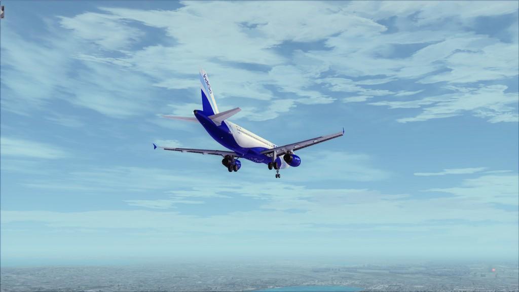 IndiGo A320 -> Dubai/OMDB - Mumbai/VABB OMDB-VABB17