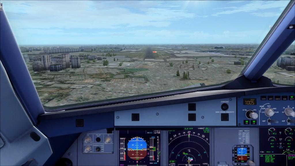 IndiGo A320 -> Dubai/OMDB - Mumbai/VABB OMDB-VABB19
