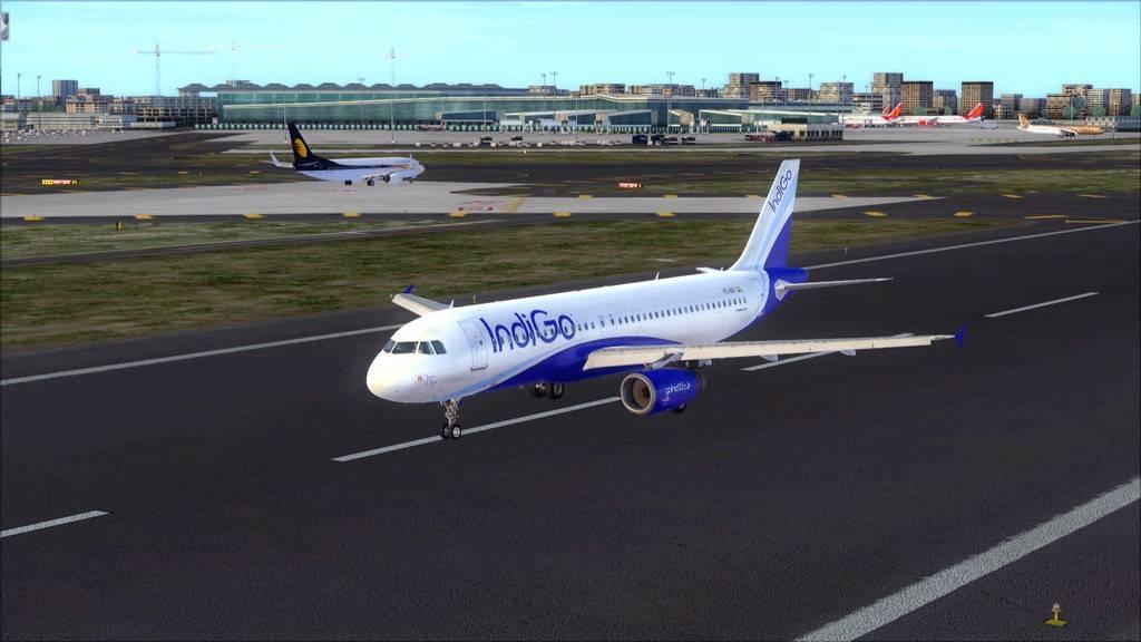 IndiGo A320 -> Dubai/OMDB - Mumbai/VABB OMDB-VABB20