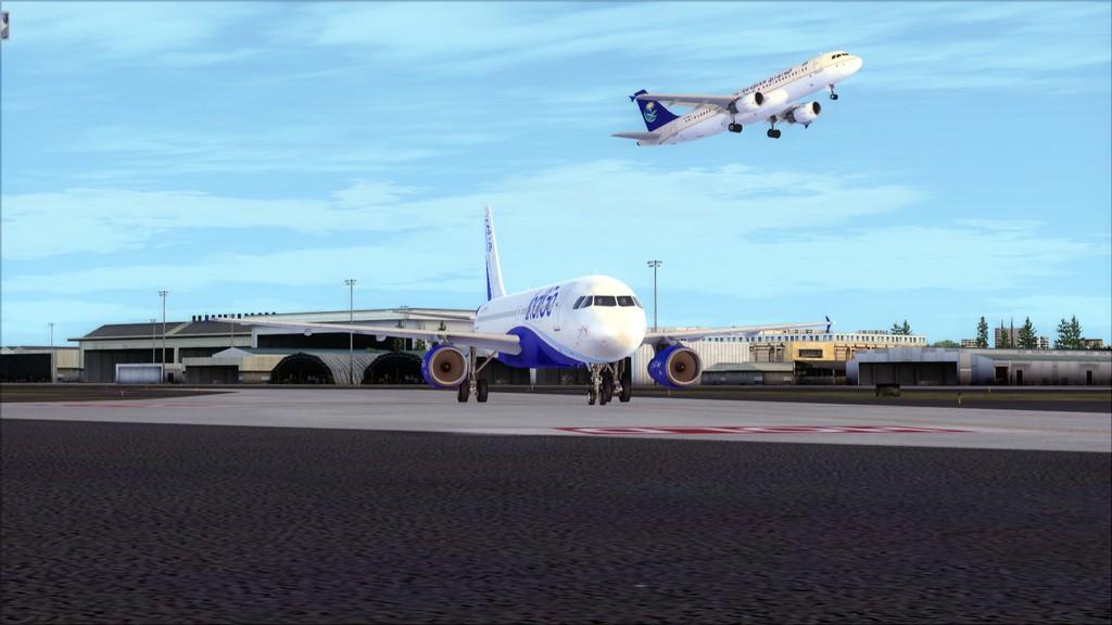 IndiGo A320 -> Dubai/OMDB - Mumbai/VABB OMDB-VABB21
