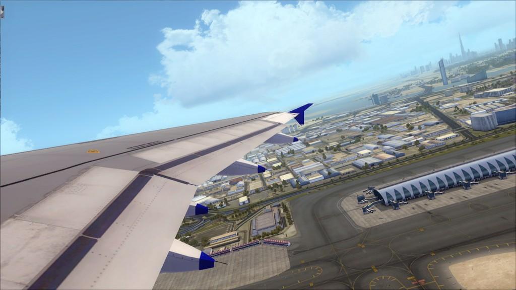 IndiGo A320 -> Dubai/OMDB - Mumbai/VABB OMDB-VABB9