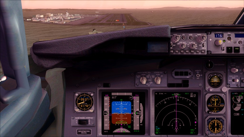 B738 Korean Air -> Seul-Nagoya RKSI-RJGG12