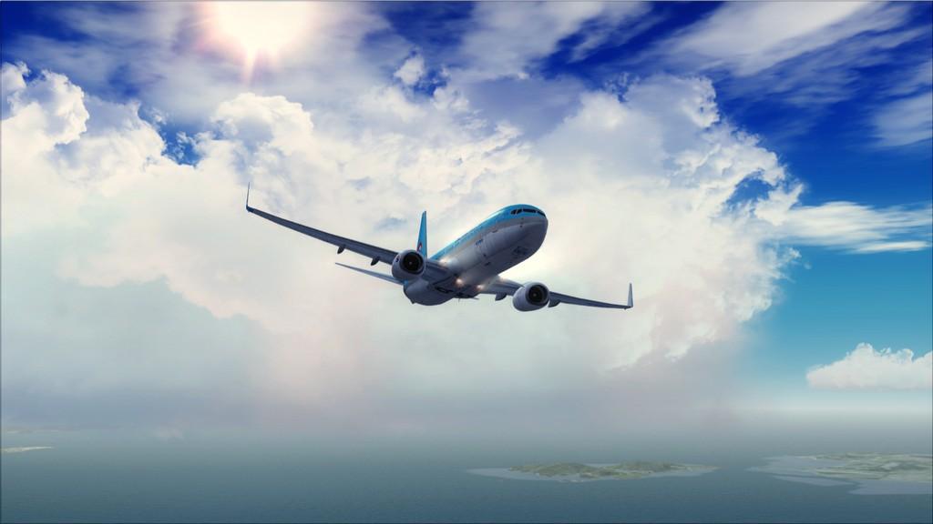 B738 Korean Air -> Seul-Nagoya RKSI-RJGG9