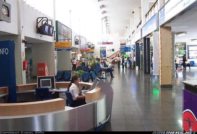 FSX-Voando pelo Brasil/Cuiabá Aeroporto