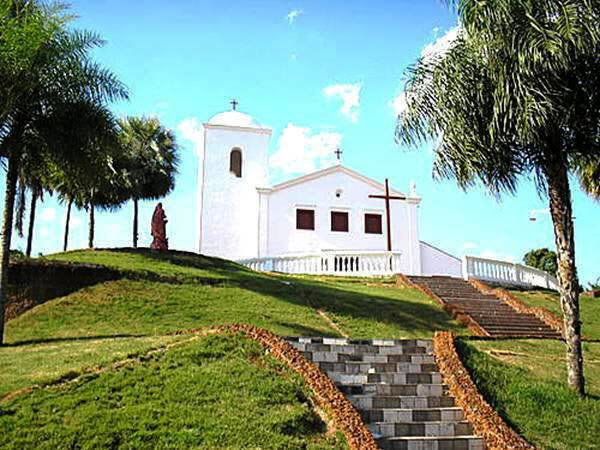 FSX-Voando pelo Brasil/Cuiabá IgrejaNossaSenhoradoRosrioeSoBenedito