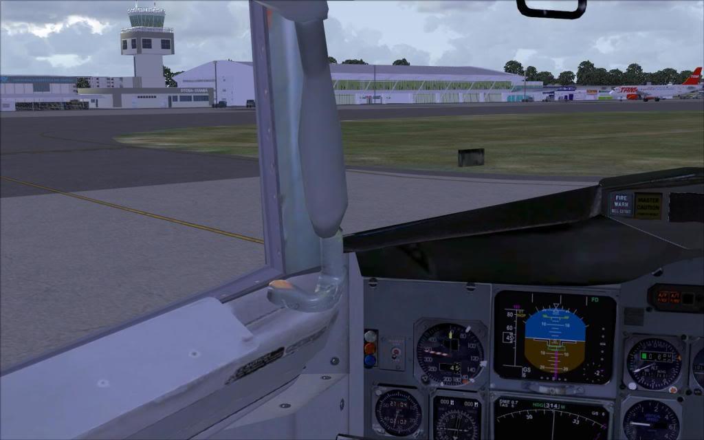 FSX-Voando pelo Brasil/Cuiabá SBCY11