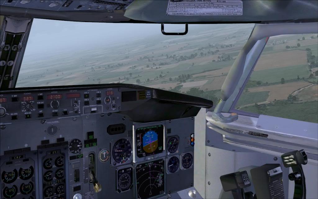 FSX-Voando pelo Brasil/Cuiabá SBCY2