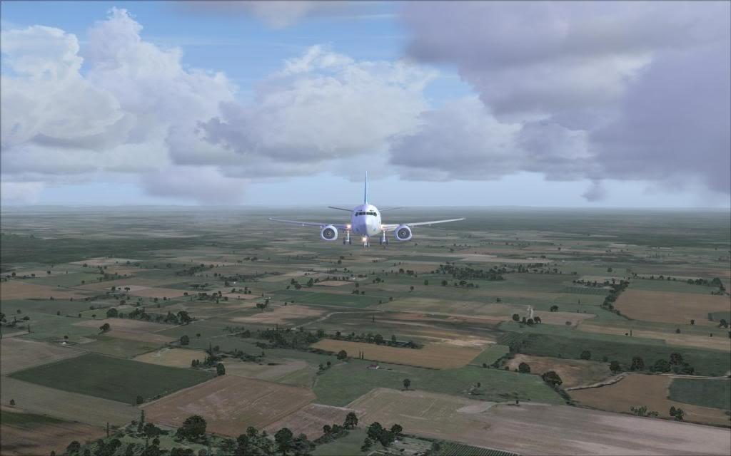 FSX-Voando pelo Brasil/Cuiabá SBCY4