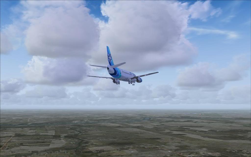 FSX-Voando pelo Brasil/Cuiabá SBCY5