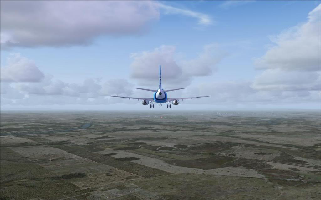 FSX-Voando pelo Brasil/Cuiabá SBCY6