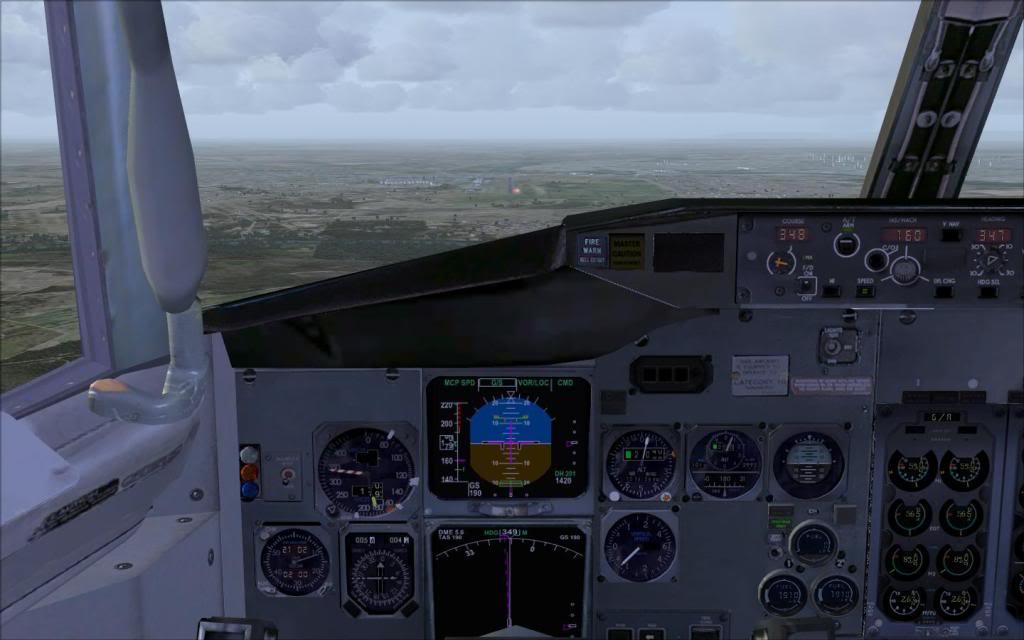 FSX-Voando pelo Brasil/Cuiabá SBCY7