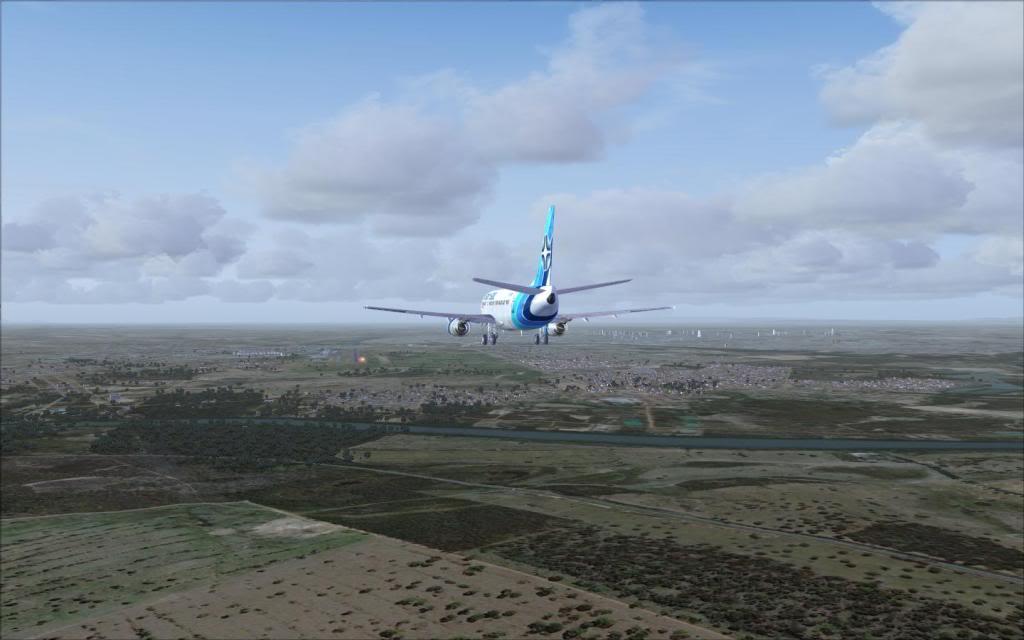 FSX-Voando pelo Brasil/Cuiabá SBCY8