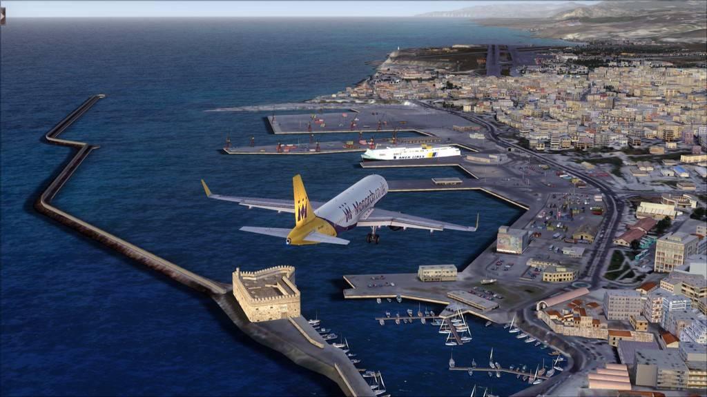 Meus voos com o Airbus X Extended VARIADAS12