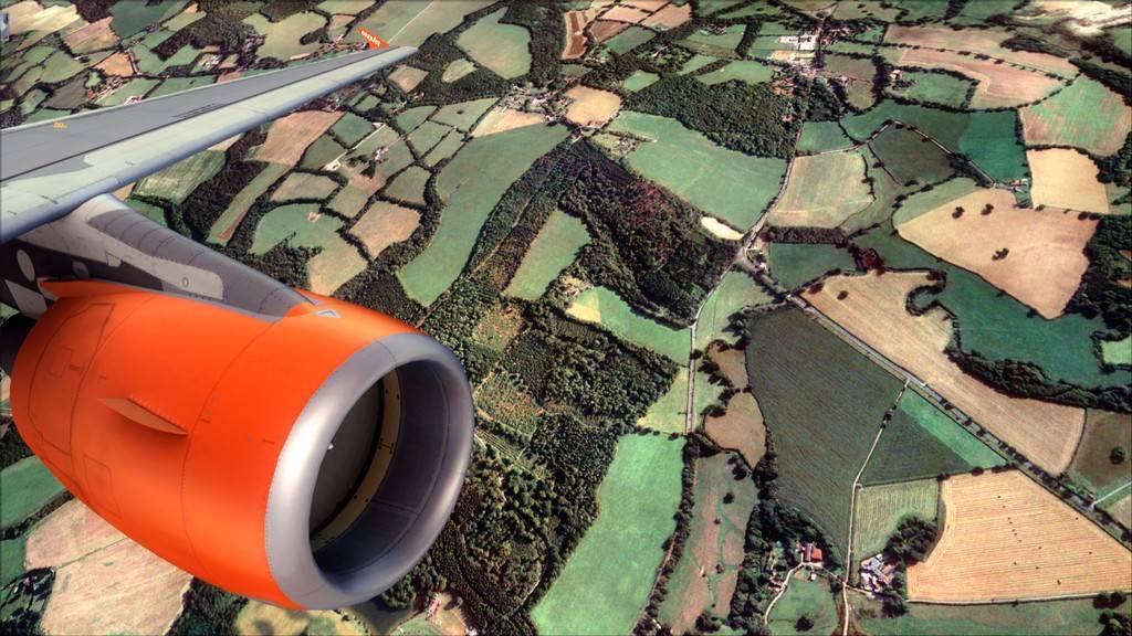 Meus voos com o Airbus X Extended VARIADAS2