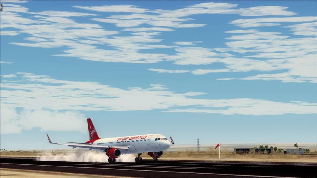 Meus voos com o Airbus X Extended VARIADAS22