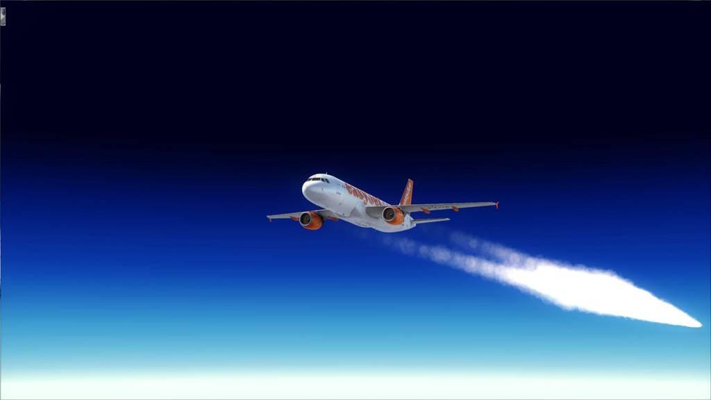 Meus voos com o Airbus X Extended VARIADAS3