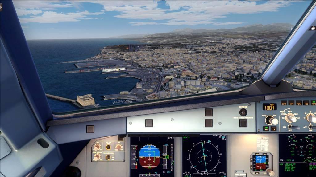 Meus voos com o Airbus X Extended VARIADAS4