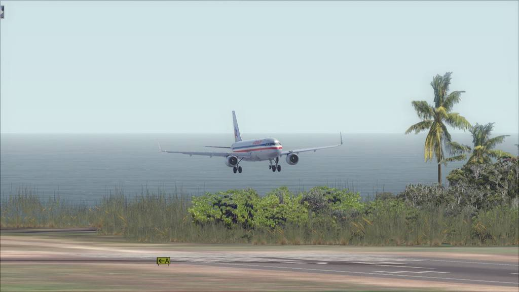 Meus voos com o Airbus X Extended VARIADAS6