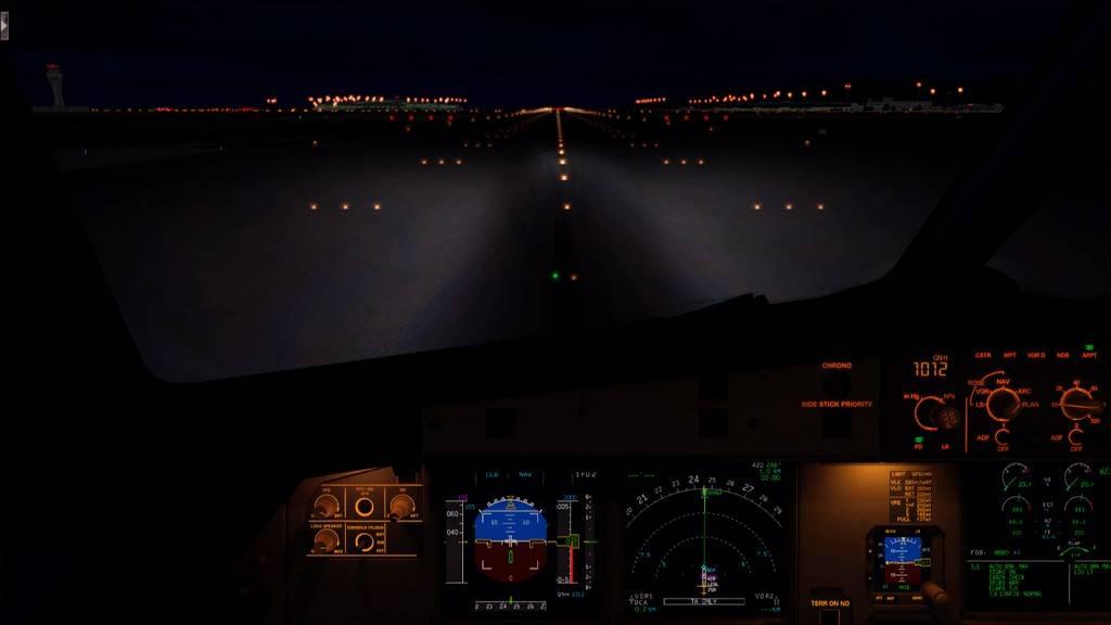 Meus voos com o Airbus X Extended VARIADAS8