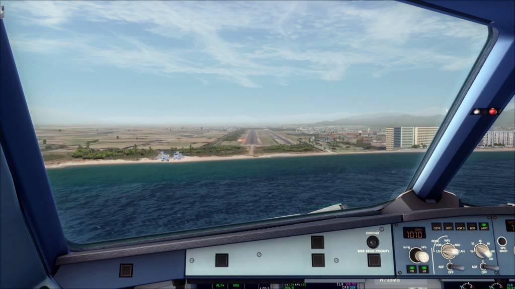 Meus voos com o Airbus X Extended VARIADAS9