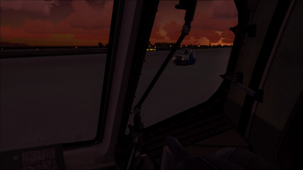 Quality Wings Avro. Algumas imagens LGIR-LGAV31