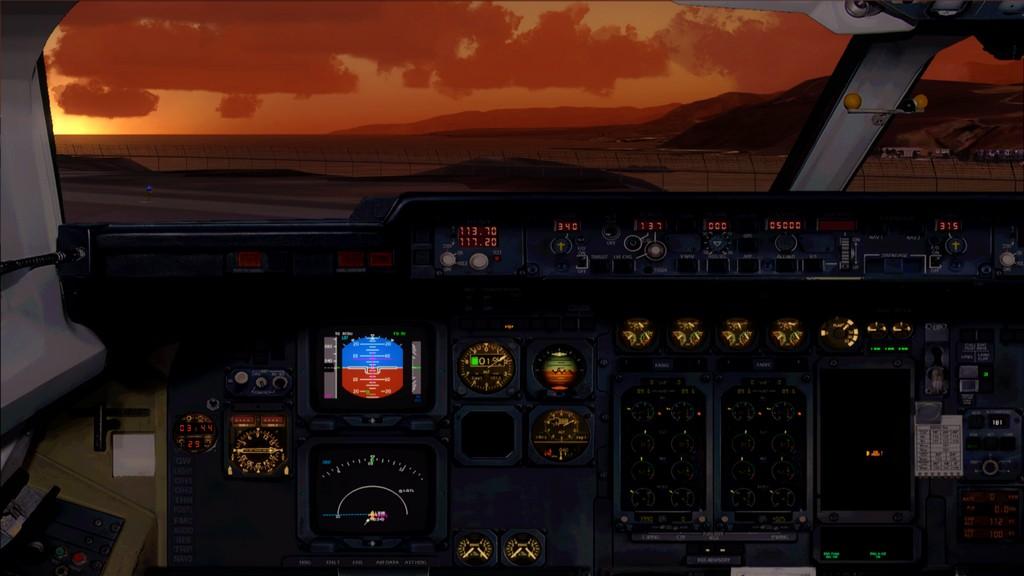 Quality Wings Avro. Algumas imagens LGIR-LGAV38
