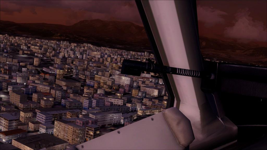 Quality Wings Avro. Algumas imagens LGIR-LGAV48