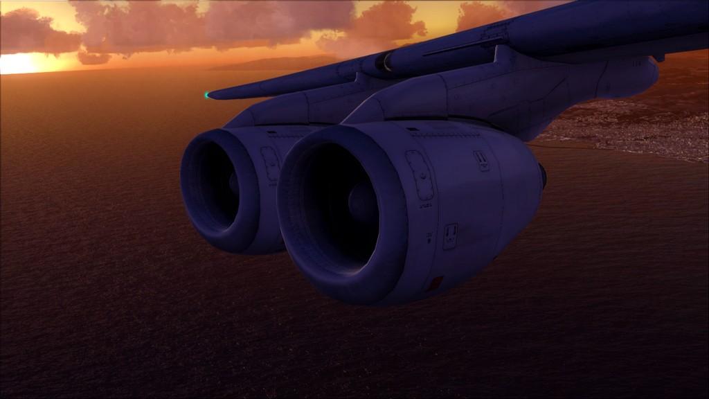 Quality Wings Avro. Algumas imagens LGIR-LGAV50