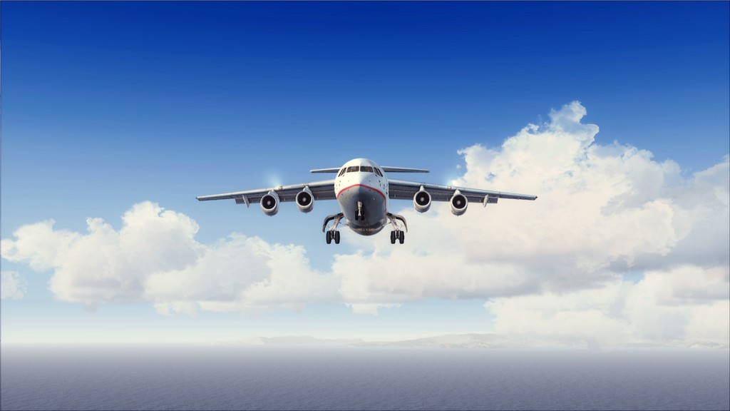 Quality Wings Avro. Algumas imagens LGIR-LGAV65