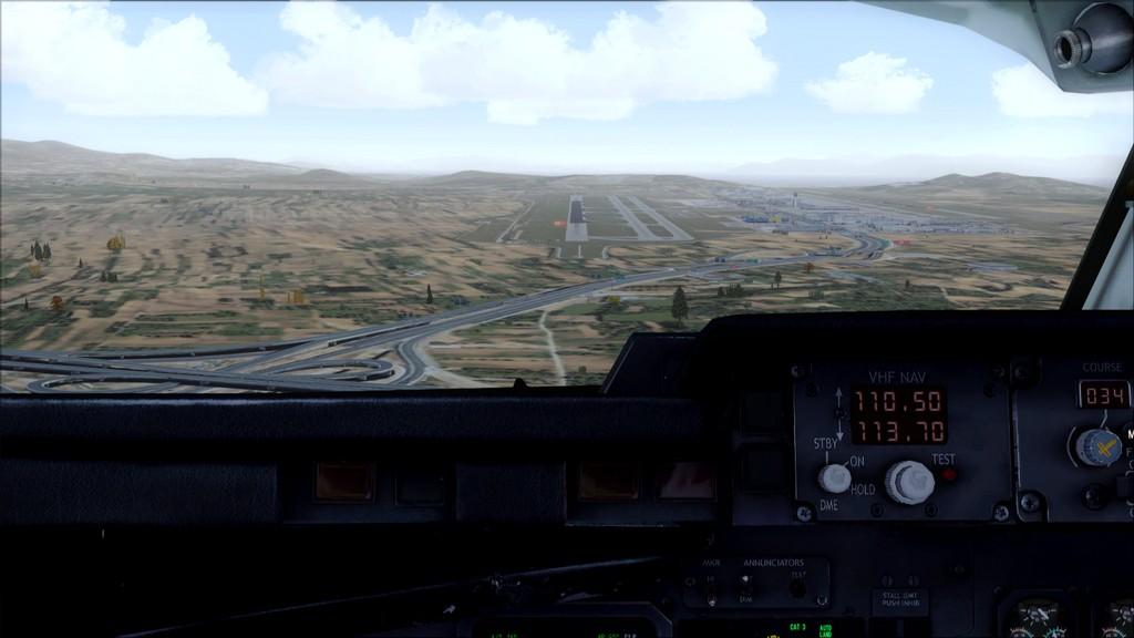 Quality Wings Avro. Algumas imagens LGIR-LGAV66