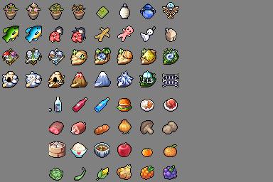 6 icones pack 6