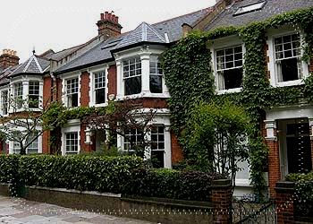 Casa Cinzenta - Residência do Ministro da Magia Casaslater