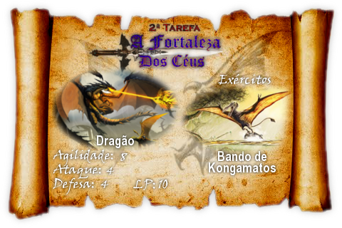 Fortaleza do Leste - 2ª Tarefa do Torneio Dragon