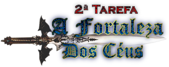 Fortaleza do Leste - 2ª Tarefa do Torneio Tarefacorvi