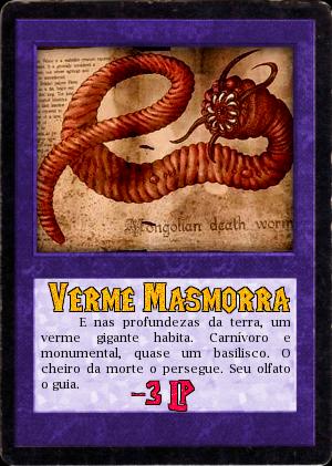 """30.05.1806 - 3ª Tarefa """"A Necrópole do Dragão"""" Vermemasmorra"""