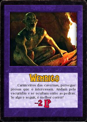 """30.05.1806 - 3ª Tarefa """"A Necrópole do Dragão"""" Wendigo"""