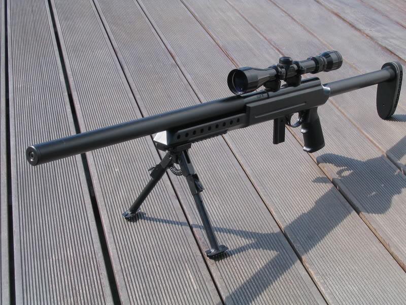 22 LR Armscor mod 14 mis à mon gout - Page 3 Bon0032