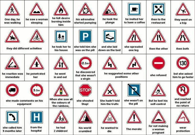 Funny Pics Thread etc... Signlanguage
